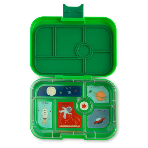 Terra Green 6 Compartment Yumbox