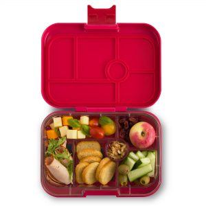 Tribeca Pink 6 Compartment Yumbox