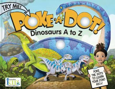 Dinosaurs A to Z Book