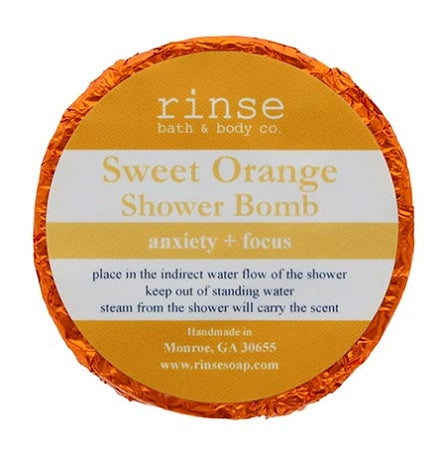 Shower Bomb - Sweet Orange