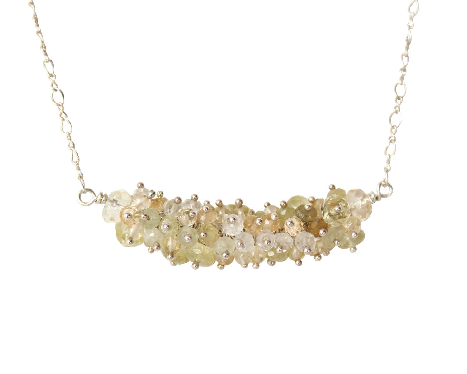 Cluster Abundance Necklace
