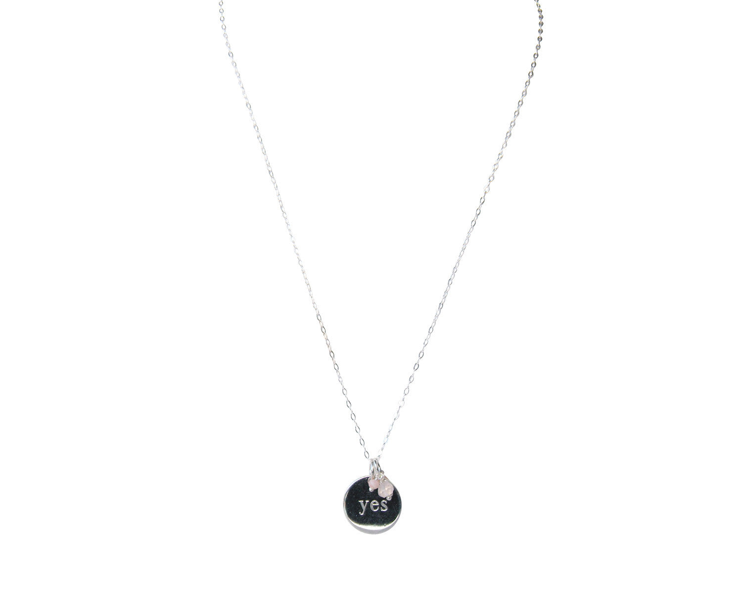 Secret Intention Ignite Necklace
