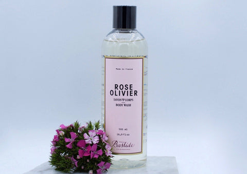 ROSE OLIVIER NATURAL BODY WASH