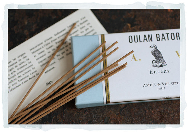 Oulan Bator Incense