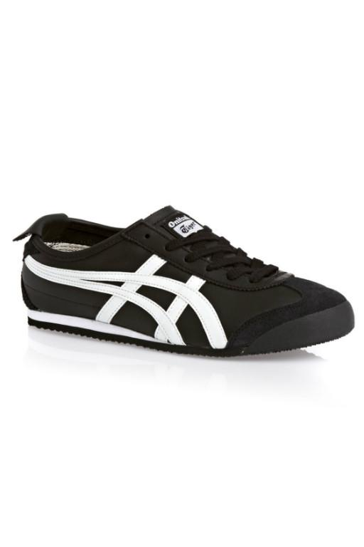 ONITSUKA TIGER - MEXICO 66 BLACK/WHITE 27158