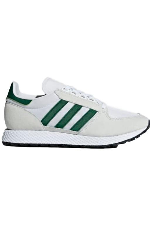 ADIDAS - FOREST GROVE CRY WHITE/CGREEN/CBLACK 33776