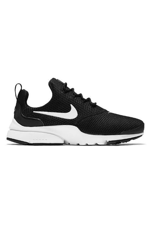 NIKE - WOMENS PRESTO FLY BLACK/WHITE 32187