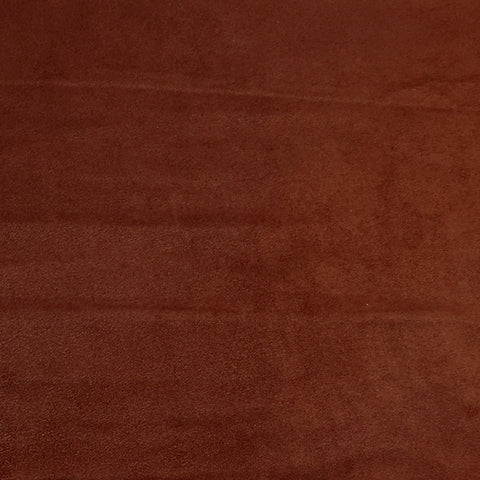 Chocolate Brown - Suede Cloth
