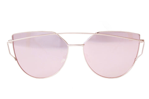 London Sunglasses Rose gold - tee & ing. - 1