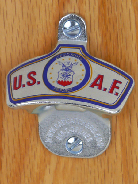 US Air Force Wall-Mount Bottle Opener
