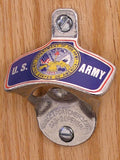 US Army Wall-Mount Bottle Opener
