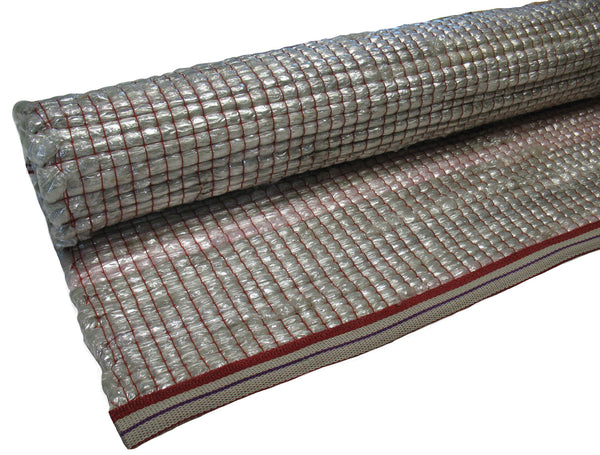 Recycled clear mat: 2X3