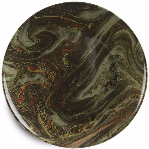 Siren Song Marble Plate Set - Fitzgerald
