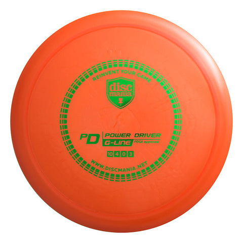 Discmania PD (Freak) G-Line