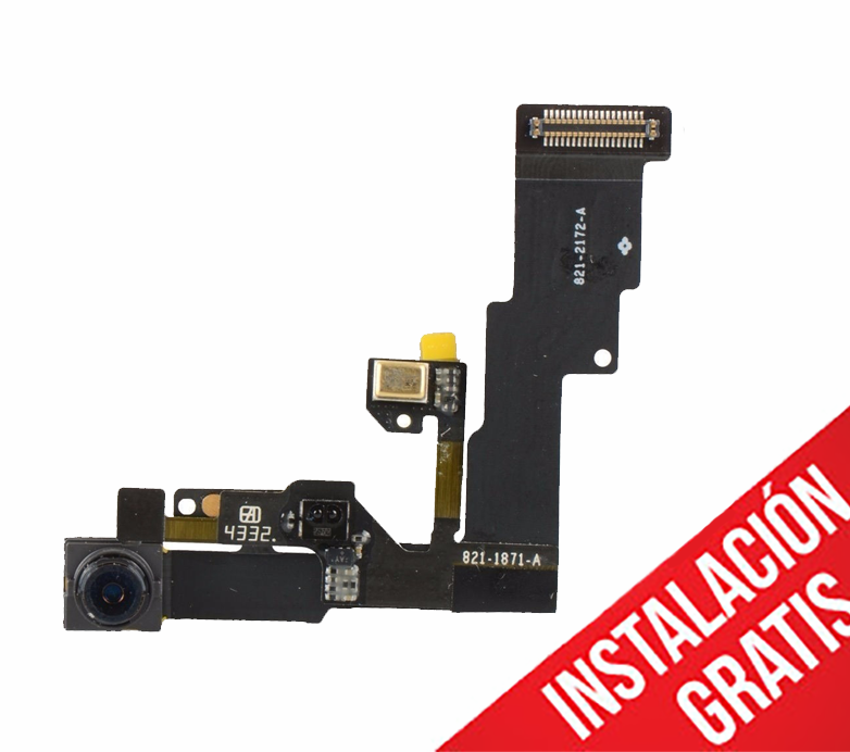 Flexor Camara Frontal iPhone 6 Plus - paratumac.com