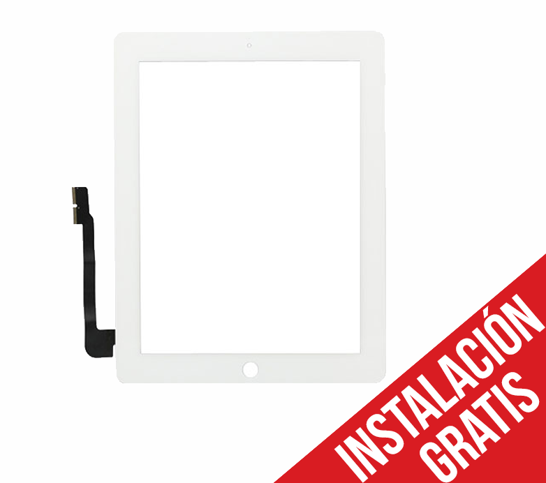 Touch iPad 3/4 Blanco