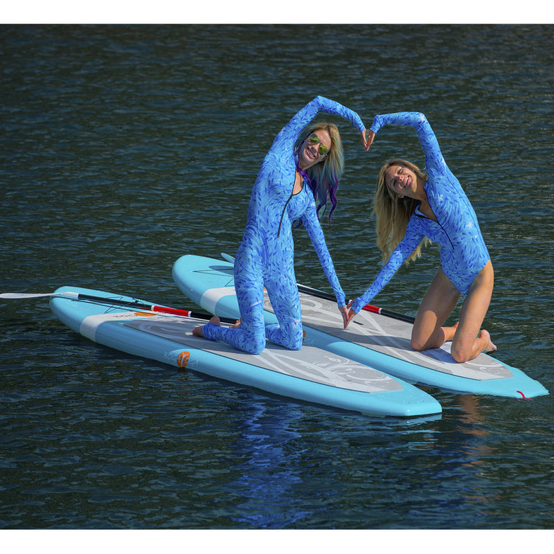 From Yoga to SUP Yoga-a One Piece SlipIns is Ideal
