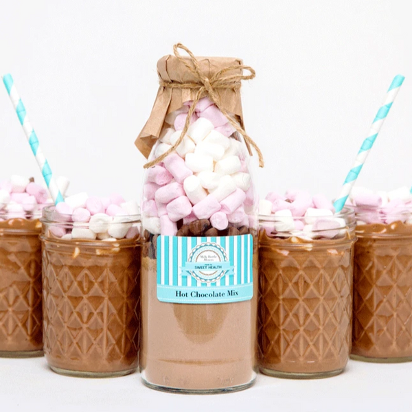 Large Sweet Health Hot Chocolate mix