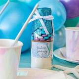 "MERMAID TAILS Themed ""Take & Bake"" Cookie Mix Favours"