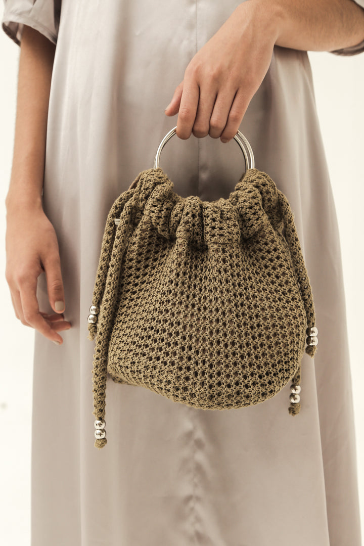 Mini Sinaran Bag in Tea Tree Green
