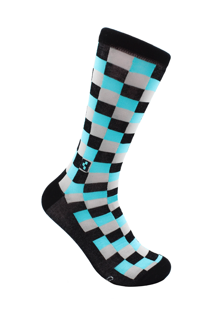CheckerBox Socks - Victory