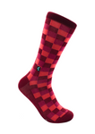 CheckerBox Socks | Love Lane
