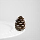 Nora Fleming Pretty Pinecone Mini