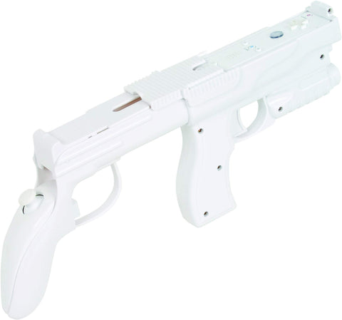Nintendo Wii Intec Shotgun Attachment