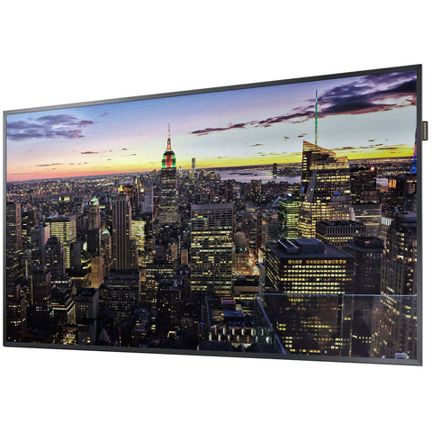 "Samsung QM49H 49""-Class UHD Commercial Smart LED Display"