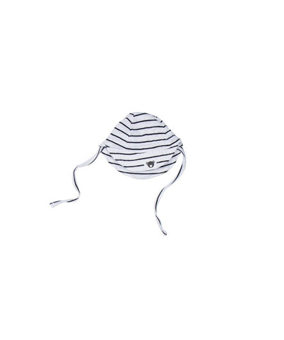 Huxbaby Black Stripe Summer Hat