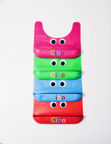 Cibo table bibs