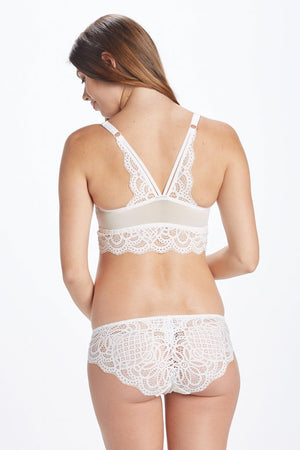 Detailed Back Shot of Naya Nude Maternity Panty
