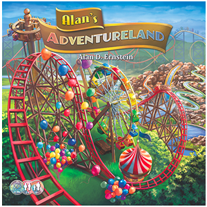 Alans Adventurland board game