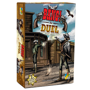 Bang! Duel Card Game