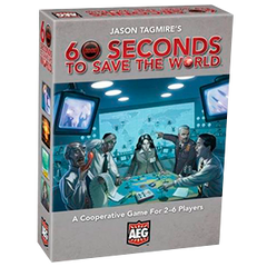 60 Seconds to Save the World by Jason Tagmire from AEG
