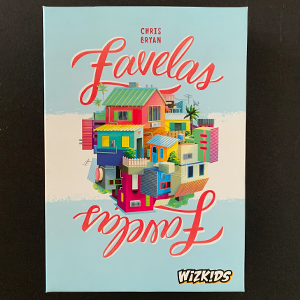 Favelas Board Game Second Hand