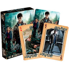 Harry Pottter and the Deathly Hallows Part 1 Playing Cards