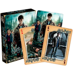 Harry Potter and the Deathly Hallows Part 2 Playing Cards
