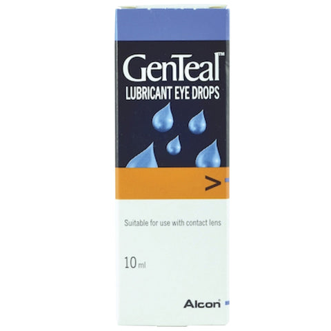 GenTeal Lubricant Eye Drops 10ml