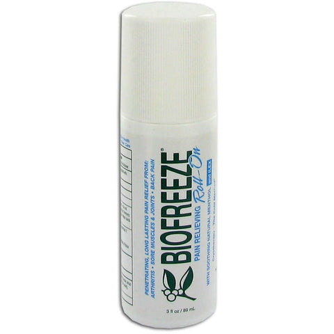 Biofreeze Pain Relieving Roll On 89ml