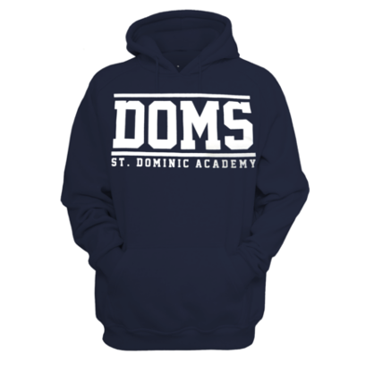 Doms Hooded Sweatshirt