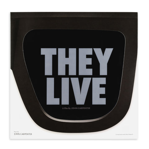 They Live - Original Motion Picture Soundtrack LP