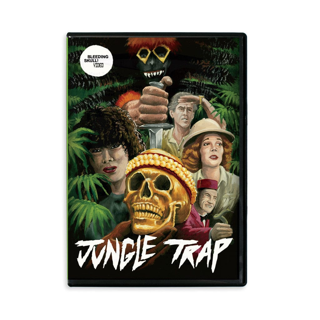 Jungle Trap DVD
