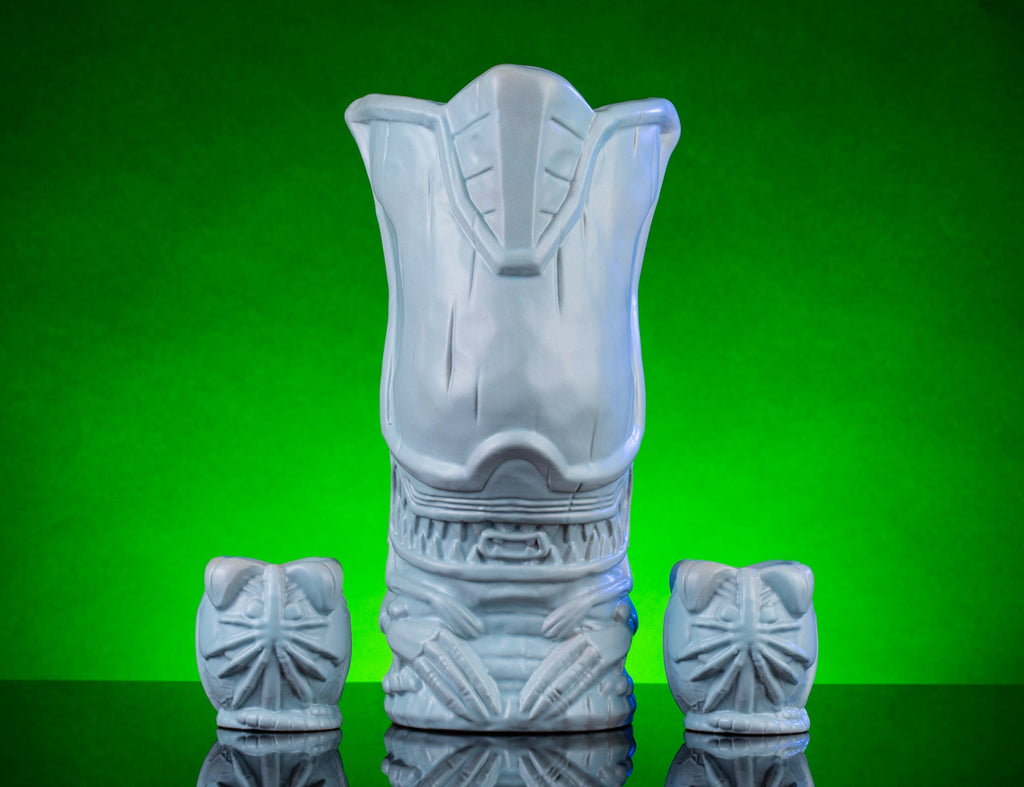 Alien Queen & Eggs Tiki Mug Set (Mother's Day Variant)