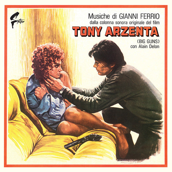 Tony Arzenta (Big Guns) by Gianni Ferrio