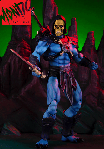 Skeletor 1/6 Scale Figure (Mondo Exclusive)