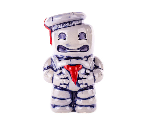 Stay Puft Marshmallow Man Tiki Mug