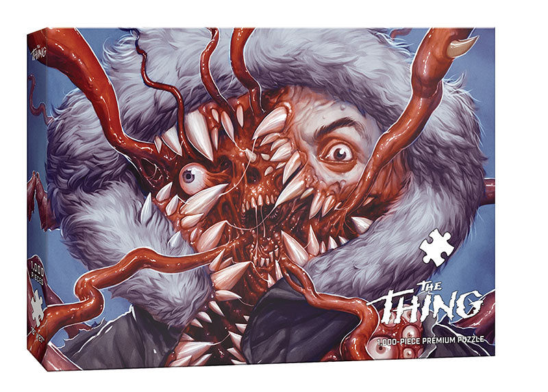 The Thing Puzzle