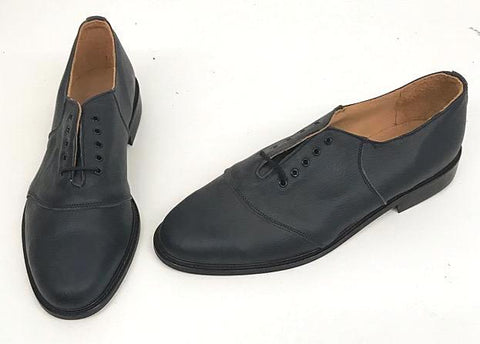 Saddle Navy  IN STOCK ONLY size 10