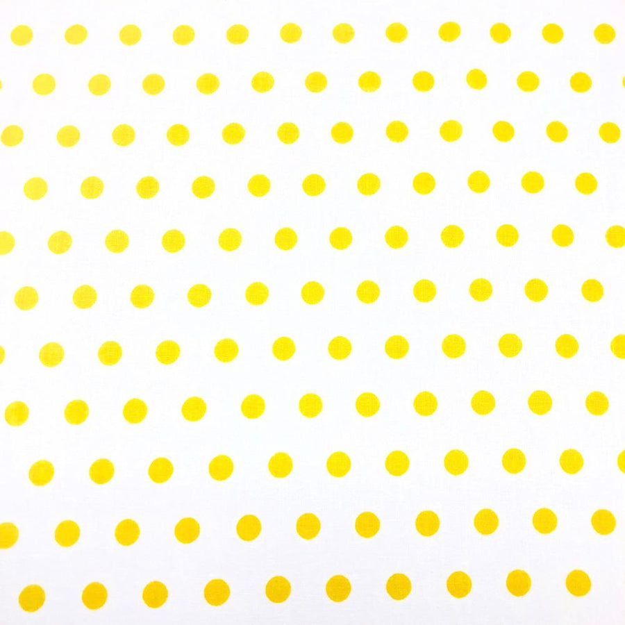 Polka Dot Small (White Background)